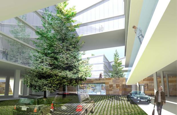 Landscape architecture firm singapore for Architecture firms in singapore