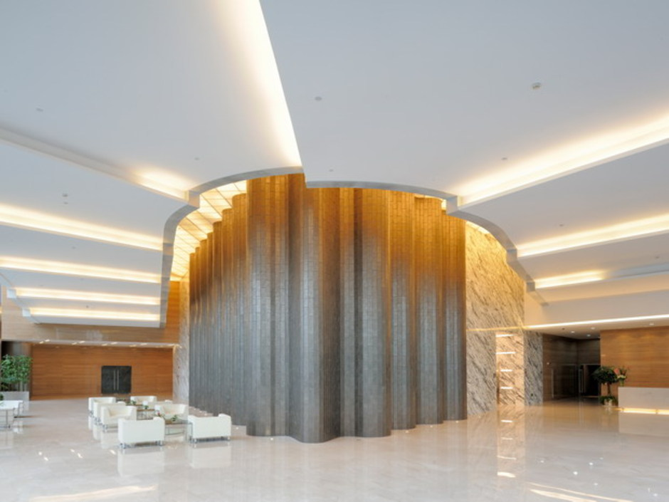 B h architects global architectural interior landscape for Retail interior design firms