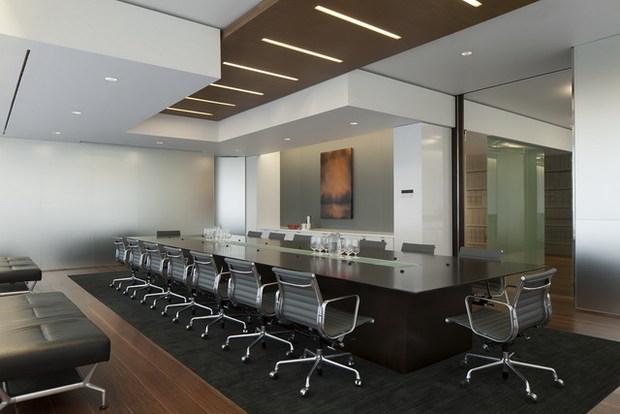 small_square architect office interior