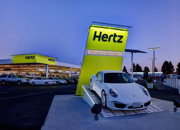 Hertz Car Rental Regina