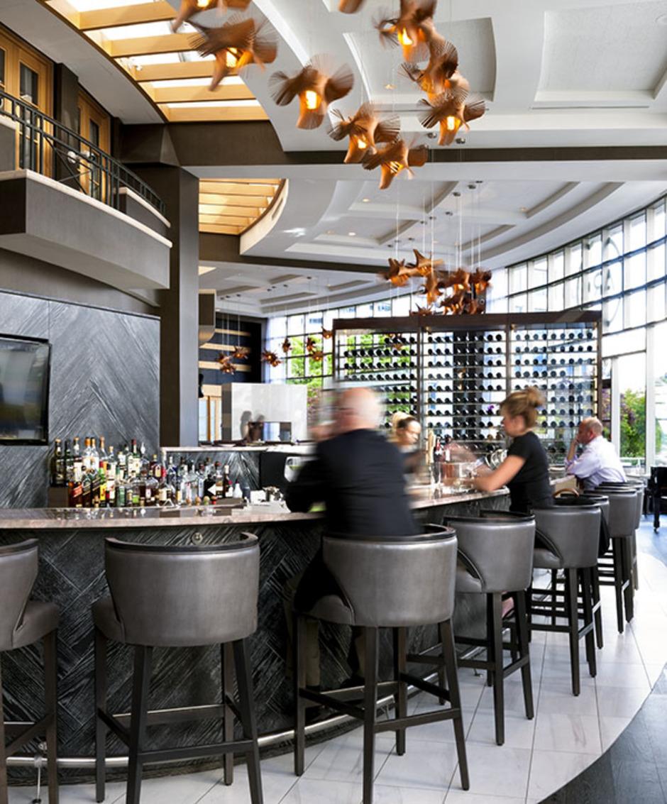 Restaurant Design Firms Toronto : B h architects global architectural interior landscape